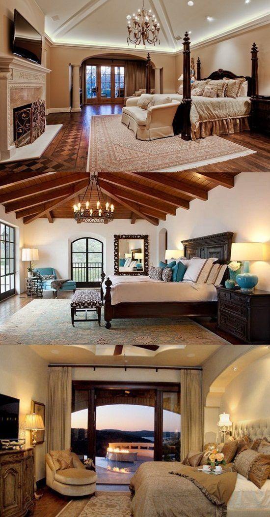 Mediterranean Bedroom Interior Design Styles - http://interiordesign4.com/ mediterranean-