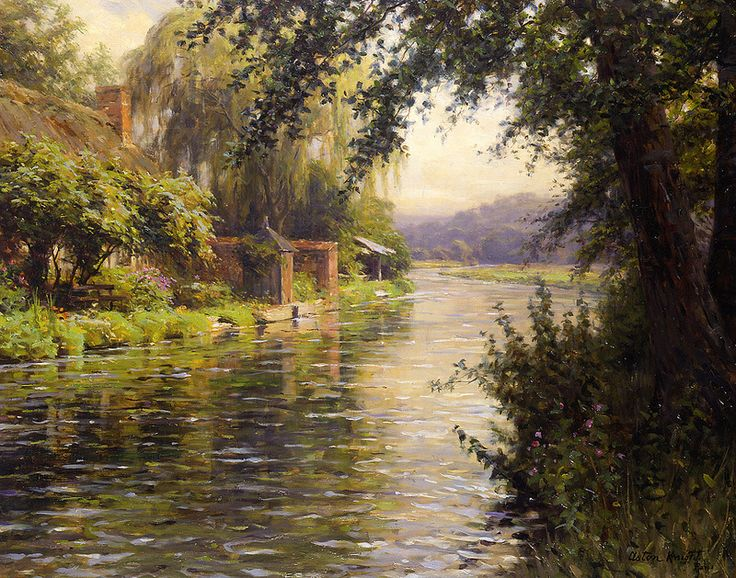 Louis Aston Knight - Summer Morning
