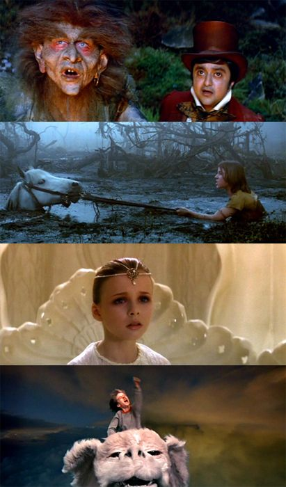 The NeverEnding Story, 1984 (dir. Wolfgang Petersen)