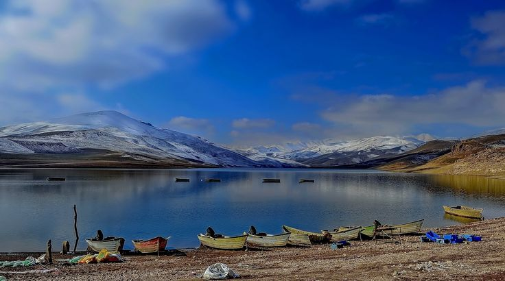 Beautiful Mahabad dam by Aziz Nasuti on 500px