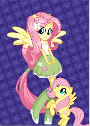 equestria girls | Image - Fluttershy Equestria Girls design.png - My Little Pony ...