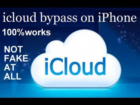 BYPASS & JAILBREAK ICLOUD ACTIVATION FOR IPHONE 4/4S/5S/5C/6/6S/6+