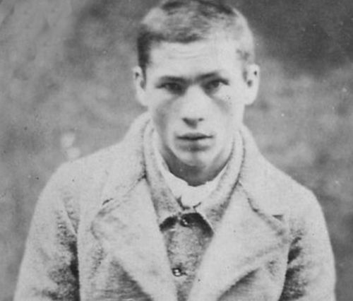 Irish Political Prisoner from Mountjoy Prison Portraits of Irish Independence, 1857