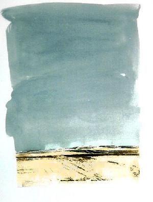 Prairie Storm by Takao Tanabe