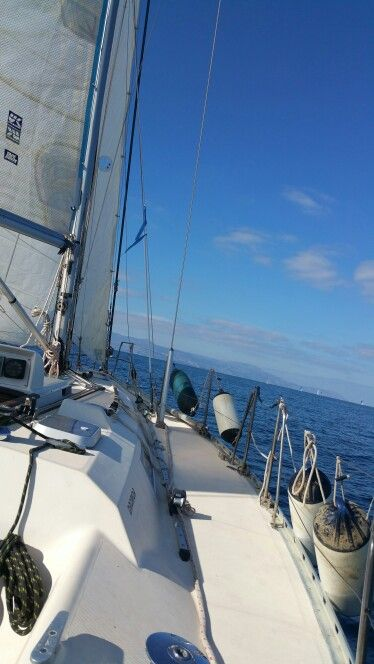 Maraki Sailing Boat Chania