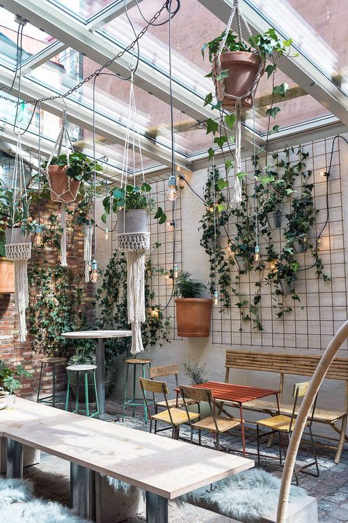 Kafe Magasinet in Gothenburg- a cafe and bar in a to-die-for venue. Instagram heaven!