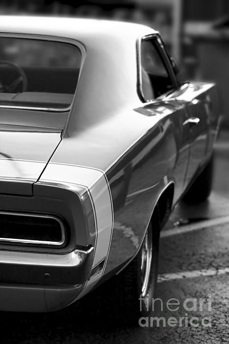 1969 Dodge Charger - by Gordon Dean II