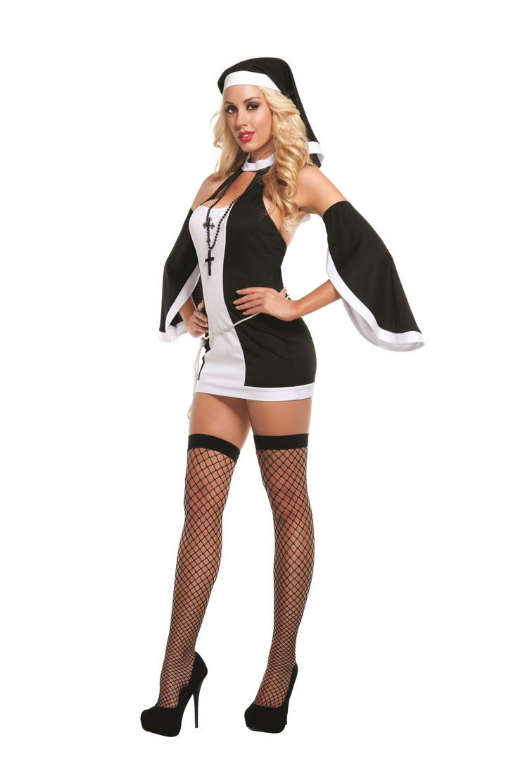 That would naughty nun costume