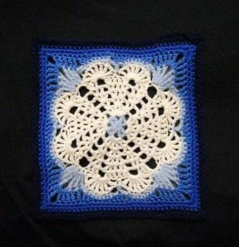Enough Love to Go Around Square free crochet pattern