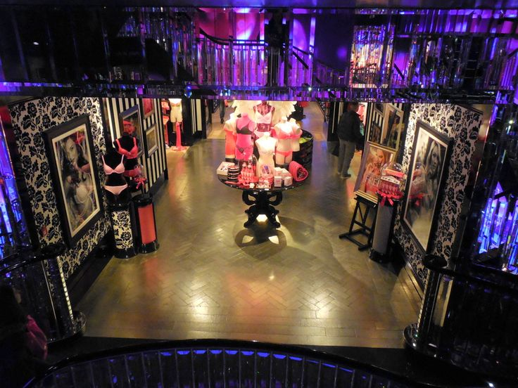 Victorias Secret New Bond Street Store With Video