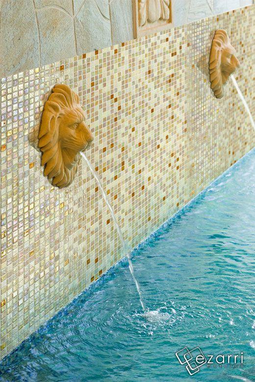 17 meilleures images propos de carrelage piscine sur for Dessin mosaique carrelage