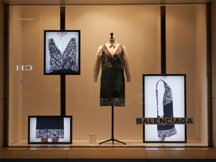BALENCIAGA TokyoJapan LIGHTBOX  pinned by Ton van der Veer | Window Dressing Design | Pinterest | Tokyo japan Window displays and Visual merchandising : light box window - Aboutintivar.Com
