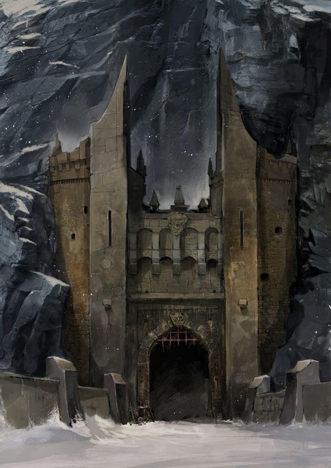 Portão de Minas Carnalion