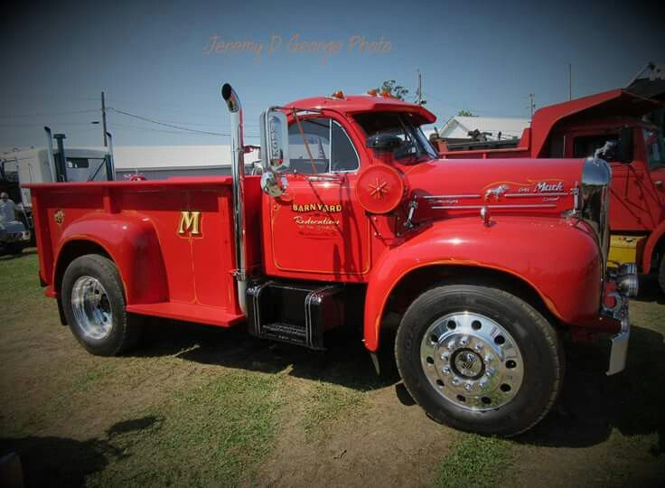 Mack Trucks B61 Models : Images about old b macks on pinterest tow truck