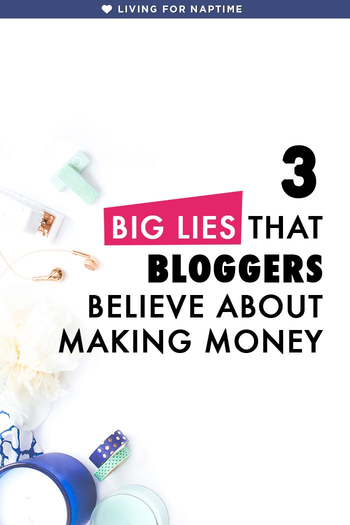 Forget about what you've heard about blog monetization, there are 3 popular myths that bloggers believe....and guess what? They just aren't true!