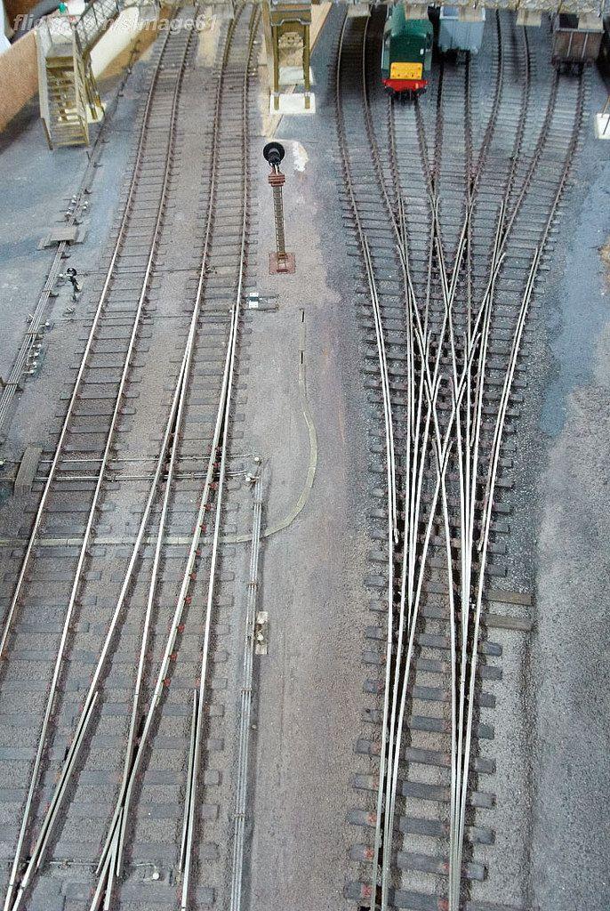 Bizarre Wye Switch Model Train Scenery Model Trains Model Railway Track Plans