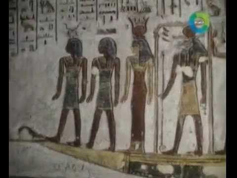 Лувр  (ч.1)  Древнеегипетское искусство