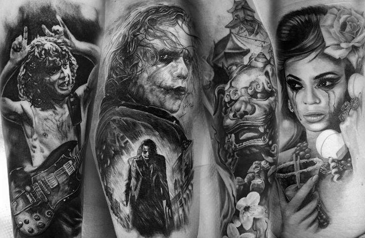 82 best grim reaper tattoos images on pinterest grim for Avant garde tattoo