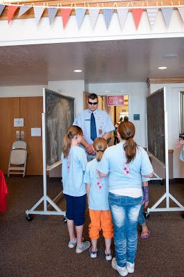 Activity Day Camp: Fly...The Sky's the Limit! (This looks like SUCH a fun LDS Stake Activity!)