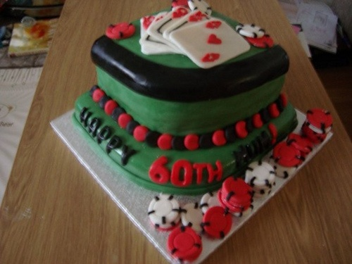 140 best images about Poker Cakes & Birthdays on Pinterest