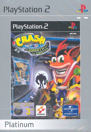 Crash Bandicoot: Wrath of Cortex (PS2): Crash Bandicoot: the Wrath of Cortex: Amazon.co.uk: PC & Video Games