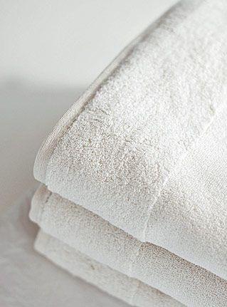 how to make tea towels white again