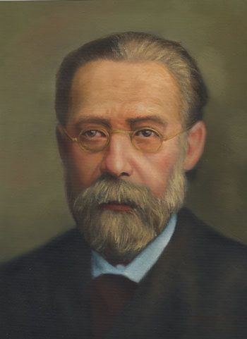 Bedřich Smetana (2 March 1824 – 12 May 1884)