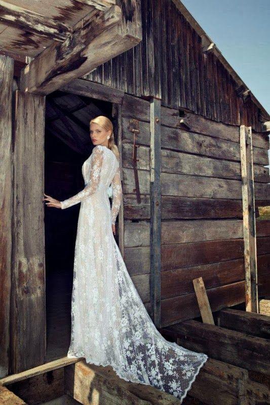 Vestidos de noiva deslumbrantes - 2014  