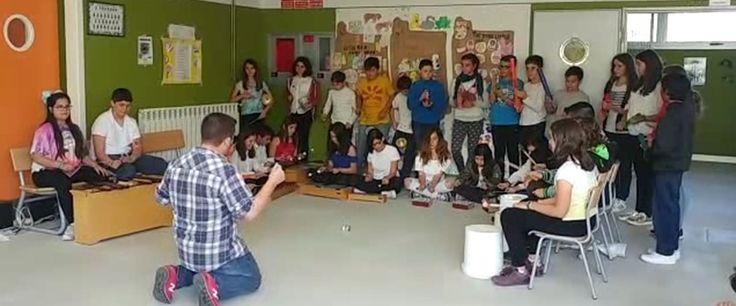 Por motivo de la participación de nuestra escuela en el certamen nacional de conciertos escolares, os presentamos un vídeo.