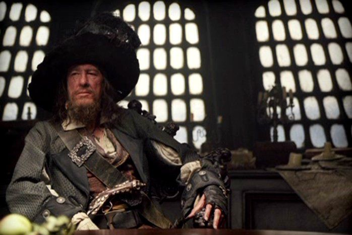 Captain Barbossa ~REMEMBER I made 4 new boards for PIRATES pins. this board is…