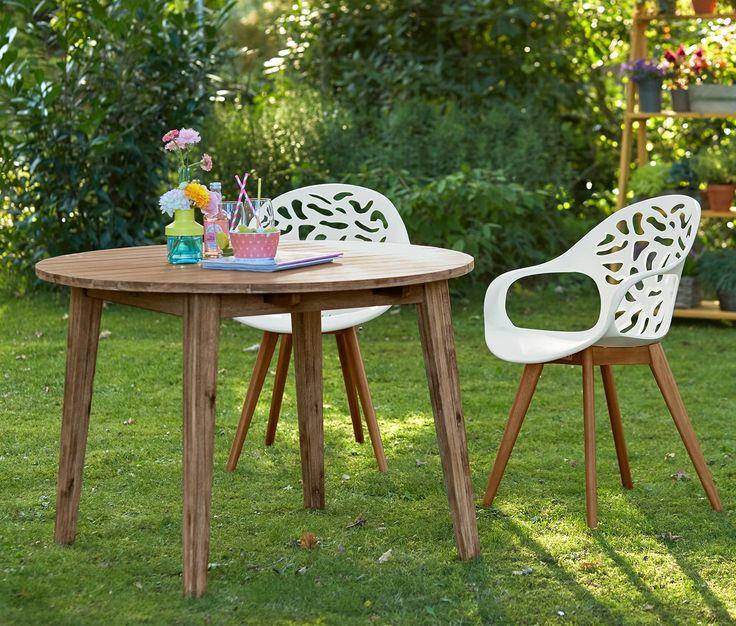 Fancy  uac Der UV und witterungsbest ndige Stuhl hat Beine aus ge ltem Eukalyptusholz FSC