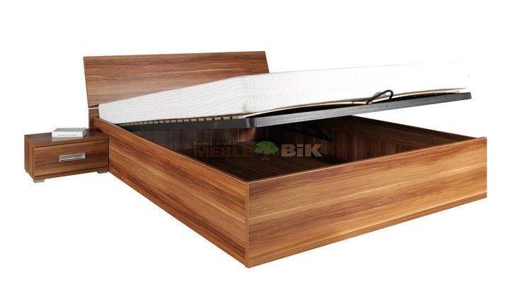 Łóżko z pojemnikiem Penelopa 140