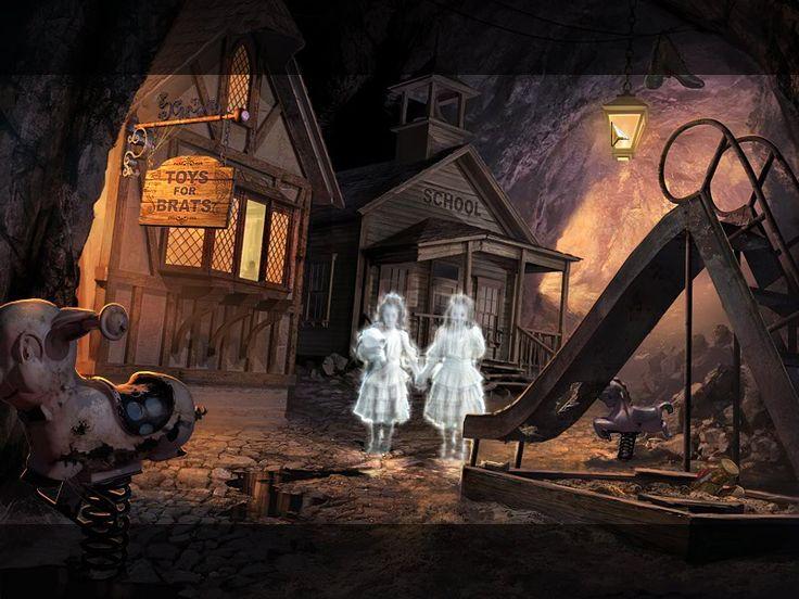 Mystery Case Files: Return to Ravenhearst #mysterycasefiles, #ReturnToRavenhearst