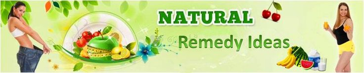 Natural Remedy Ideas