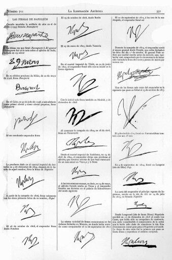 About Handwriting