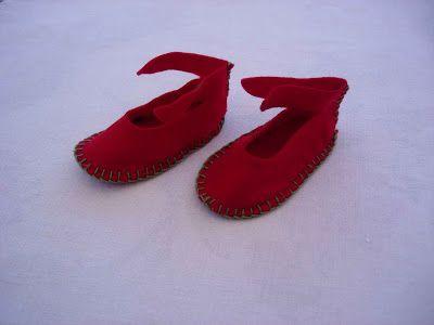 Bambolando: scarpe bambola