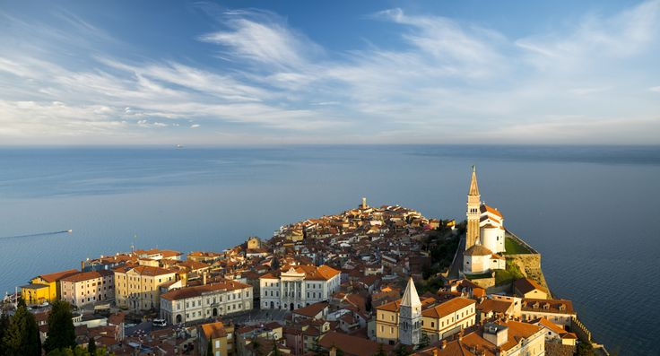 Piran, Slovenia: Arguably one of the most photogenic spots in the whole of the Med, Piran is one of the few European cities that has managed to completely preserve its bewitching charm. Expect rich history and culture, and very, very friendly locals.