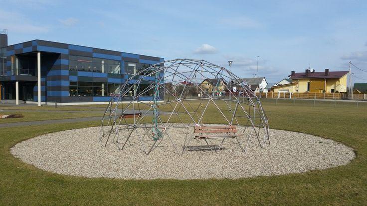 Children's playground – Balsiai