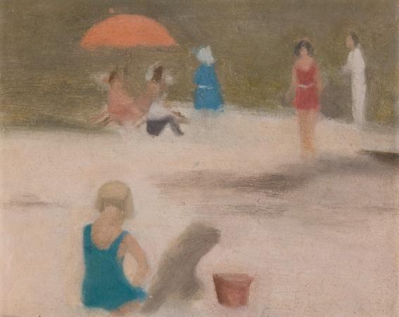 Clarice Beckett — Summer holidays