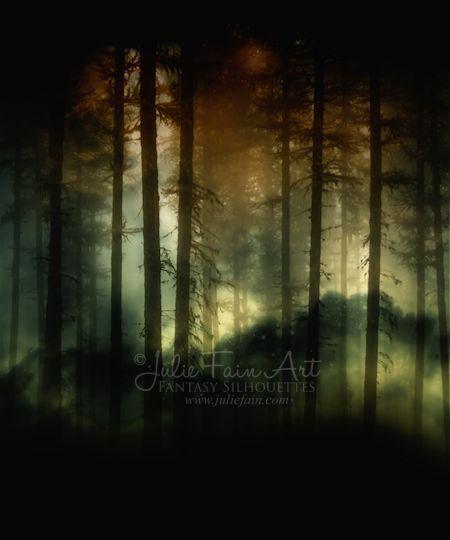 A Hidden World- Julie Fain