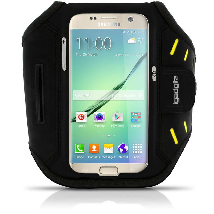 Fitness Sports Armband for Samsung Galaxy S7 SM-G930 Running Jogging Gym Cover #iGadgitz