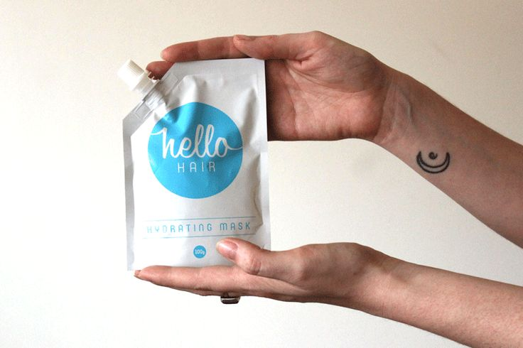 The Hello Hair Hydrating Hair Mask adds so much shine Jackie Gillies would be proud. Our review, here: http://www.theblushhunter.com/reviews/review-hello-hair-hydrating-mask/