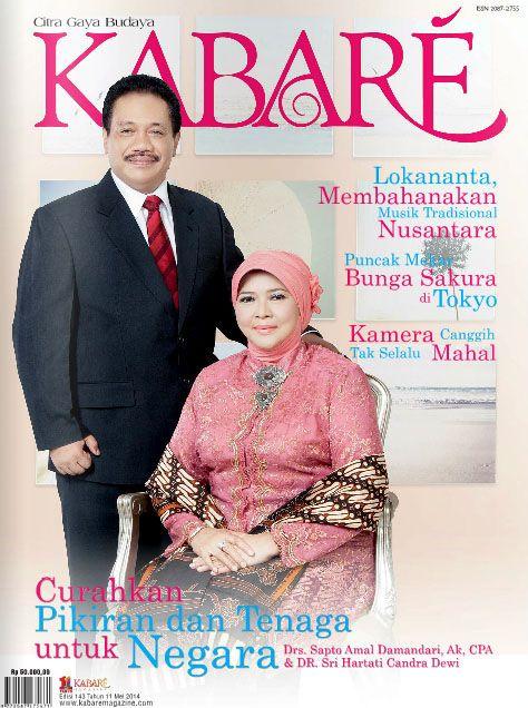 Kabare Magazine edisi Mei 2014