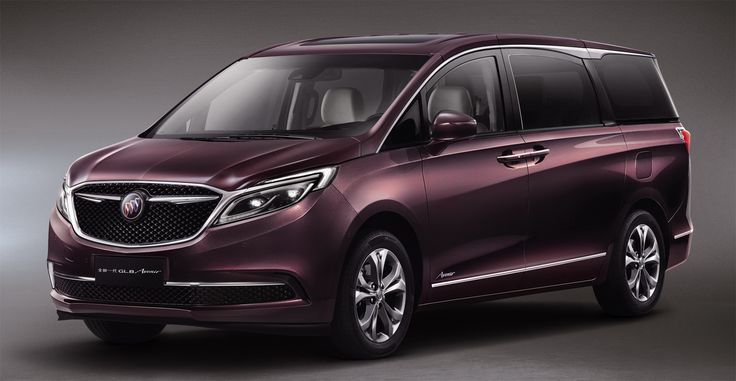Buick GL8 Gets The Avenir Treatment In China