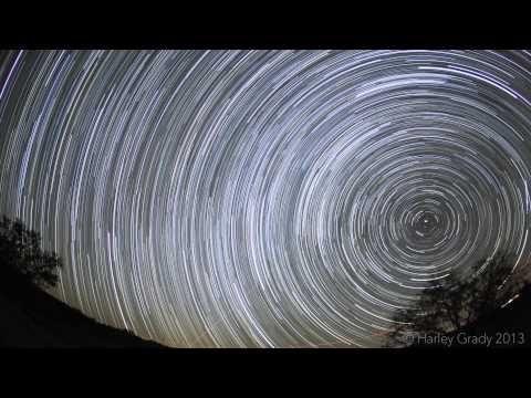 Млечный Путь в завораживающем тайм-лапс видео | Вокруг света | Среда обитания