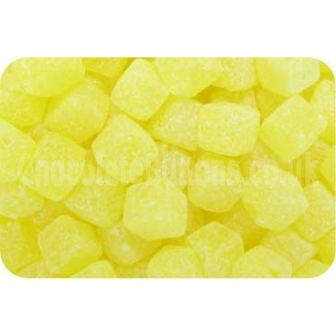 Pineapple Chunks by Quality Sweets | Retro Sweets