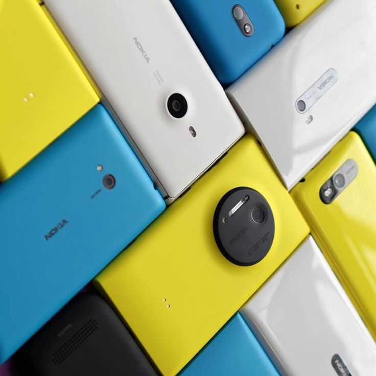 #Nokia #Lumia range of phones
