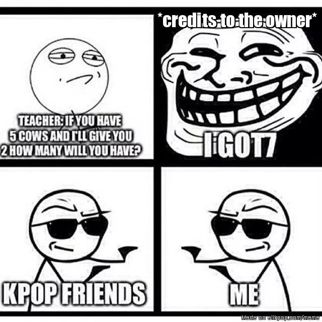 Hahaha something similar happened to me with a student that i was helping with math when I asked her what her answer was for 4+3 and she said I got 7 and I just snickered inside so hard