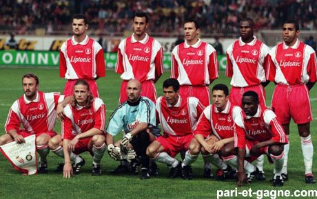 AS Monaco 1996/1997