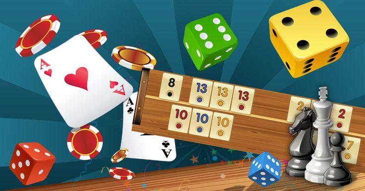 Okey, Çanak Okey, 101 Okey Çanak, Tavla, Batak İhaleli, King ve dahası Mynet Oyun'da oynanır!